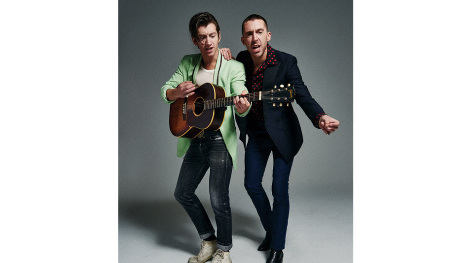 The Last Shadow Puppets - The Full NME Cover Interview - NME