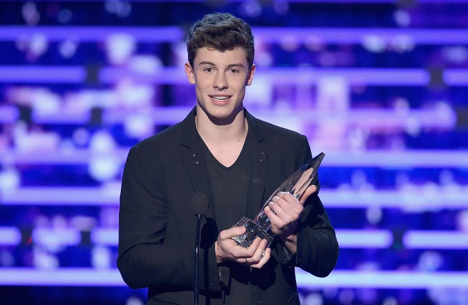 Justin Bieber knocked off UK Singles Chart top spot by Shawn Mendes