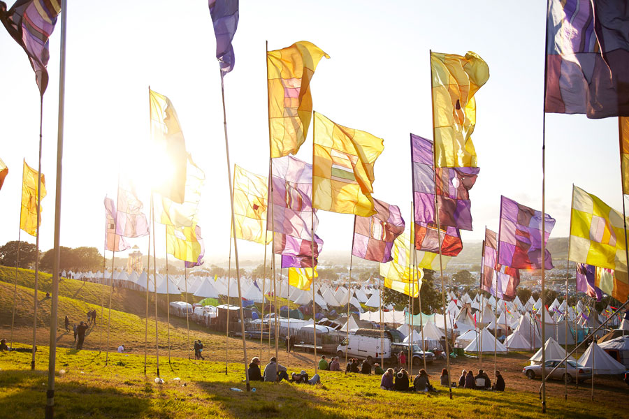 Glastonbury weather now expected to be sunny and dry