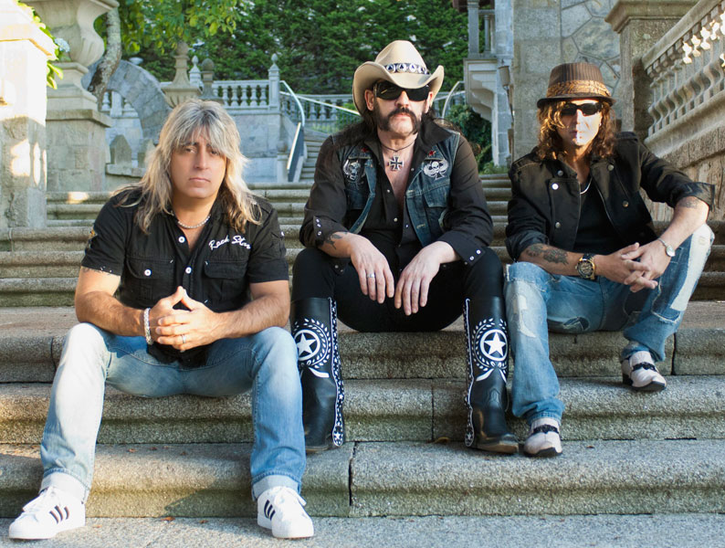 Surviving Thin Lizzy members team up with Motörhead drummer