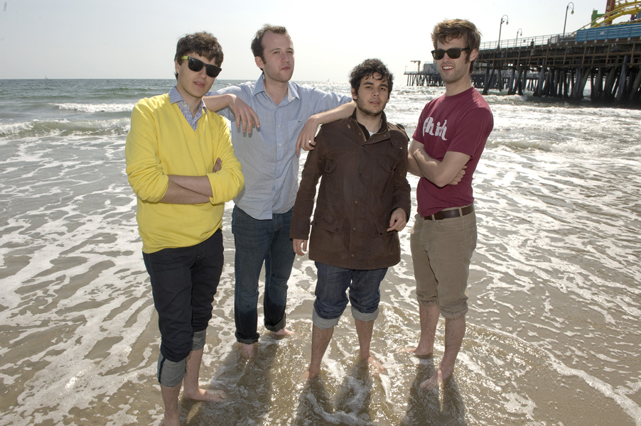 VAMPIRE WEEKEND // SANTA MONICA