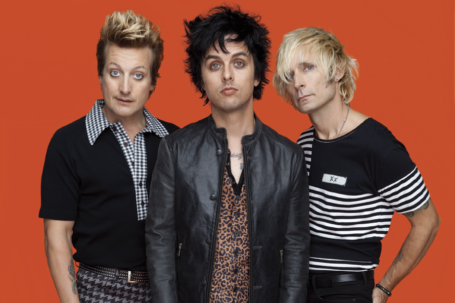 green day drop surprise christmas song listen nme - Green Day Christmas