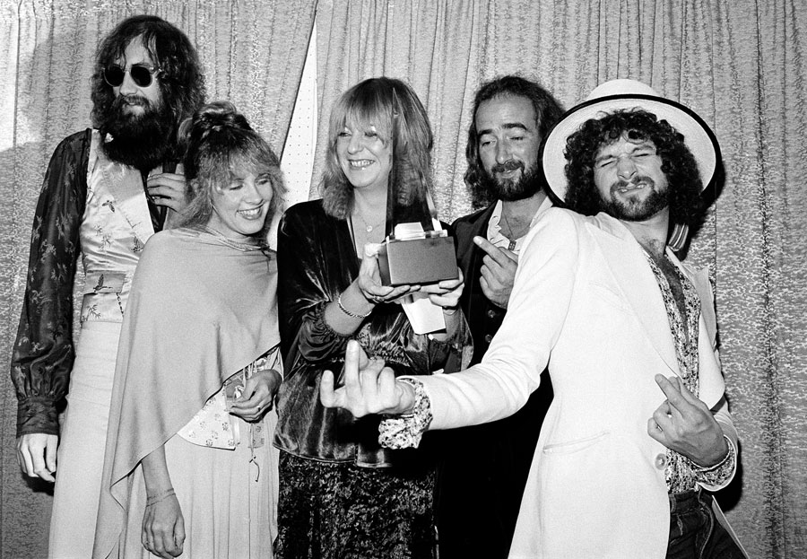 20 things you might not know about fleetwood macs