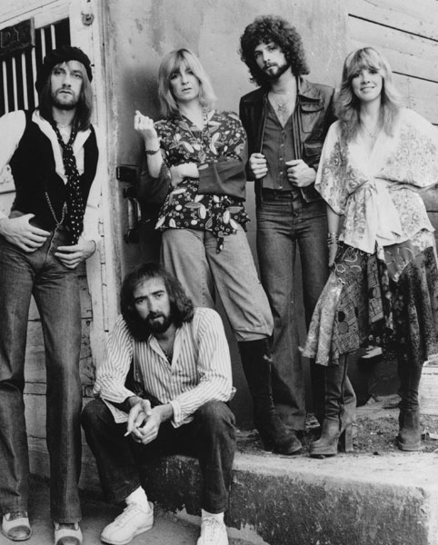 20 Things You Might Not Know About Fleetwood Mac S Rumours Nme