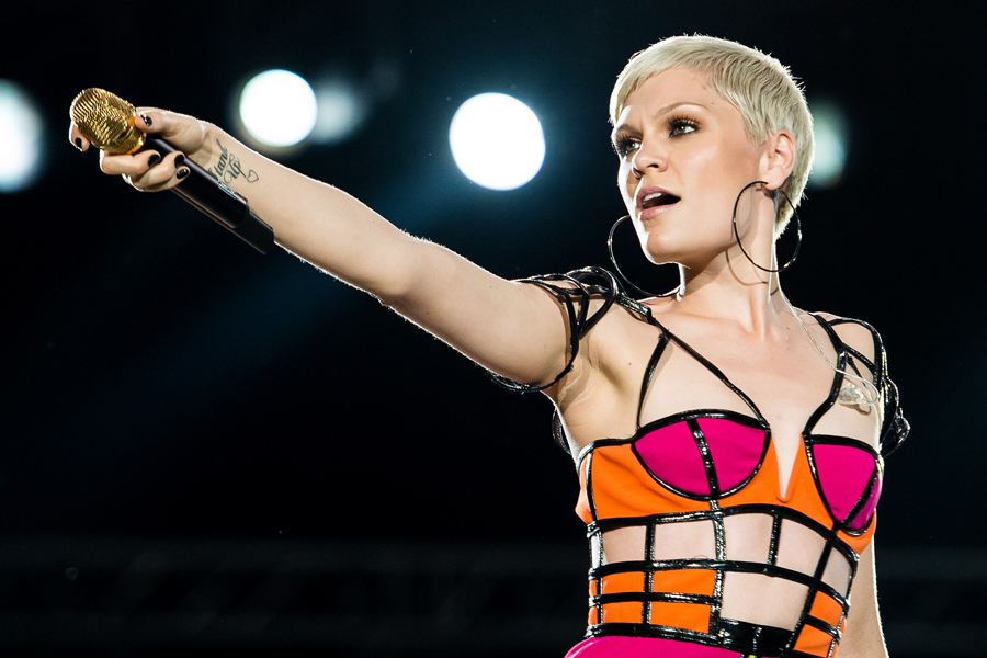 Jessie J unveils 'Flashlight' video for Pitch Perfect 2 - watch - NME