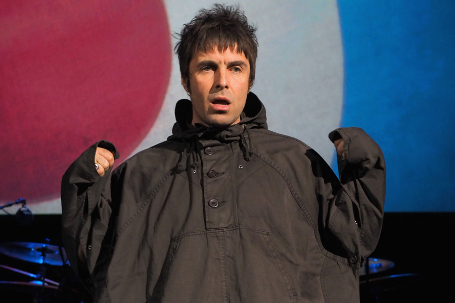 Liam Gallagher declines to comment on speculation regarding possible Oasis reunion
