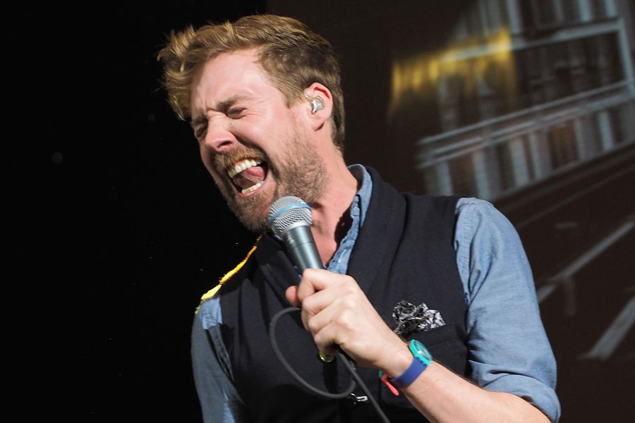 Kaiser Chiefs working on new album of love songs