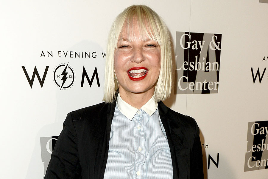 Sia to write and direct film starring chandelier video dancer credit getty aloadofball Gallery