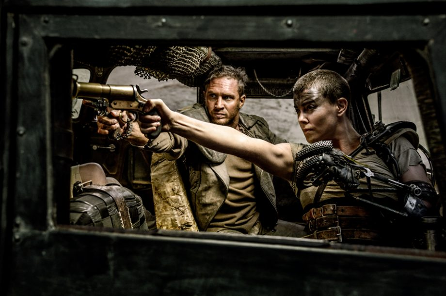 Charlize Theron talks about 'struggles' working with Tom Hardy on Mad Max: Fury Road