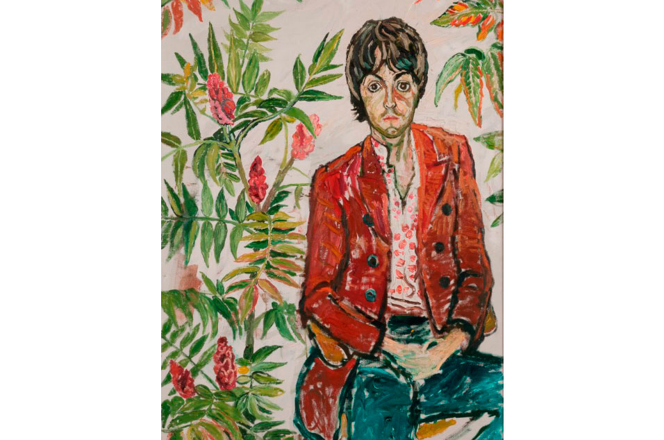 Needless To Say If You Know The Whereabouts Of That AWOL McCartney Painting Jerwood Gallery Is Keen Hear From