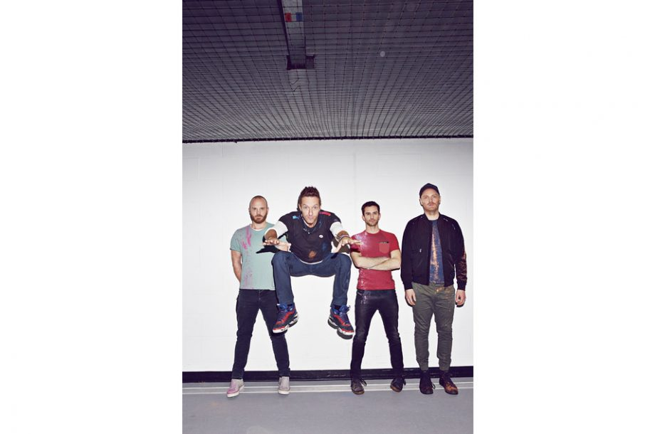 Coldplay: Exclusive Interview with NME's 2016 Godlike Geniuses