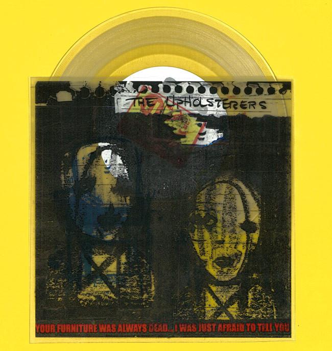 Jack White Fans Discover Rare Vinyl Hidden In Sofa