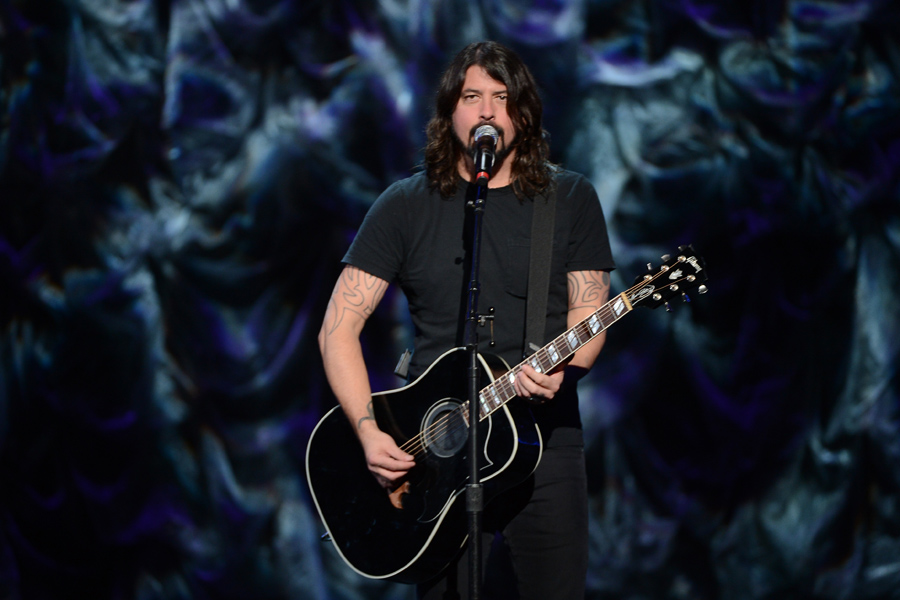 Dave Grohl and Billy Corgan in Kickstarter campaign for documentary about former studio