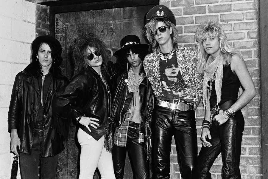 Guns N' Roses' Slash and Duff McKagan reunite to perform 'Highway To Hell' – watch