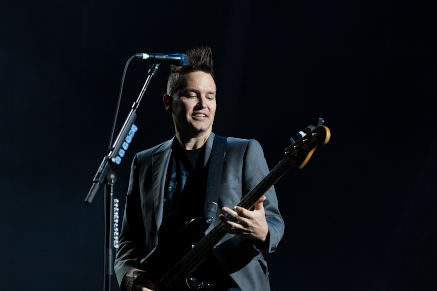 Blink-182 begin rehearsals without Tom DeLonge