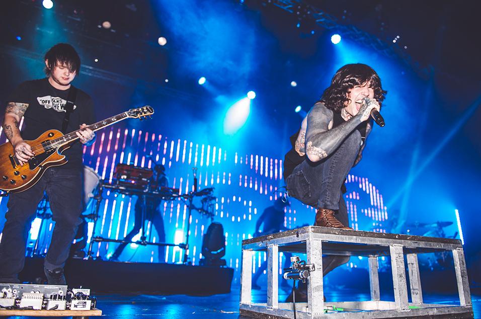 Bring Me The Horizon To Release Live Album