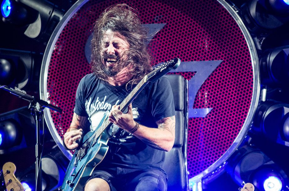 Split rumours denied as Foo Fighters tease mystery announcement
