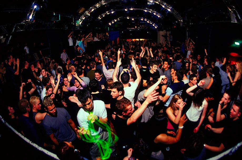 Young people would rather stay at home than go to clubs, new survey finds
