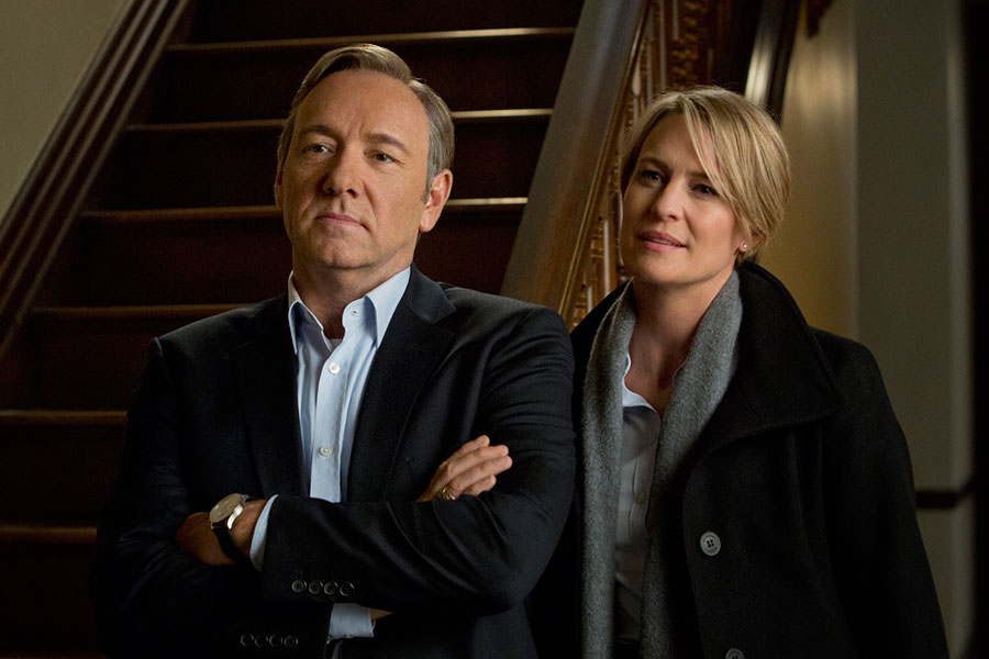 House Of Cardsu0027 Robin Wright Joins The Cast Of Blade Runner 2