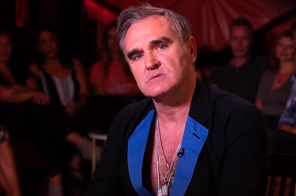 Morrissey Covers Waylon Jennings Are You Sure Hank Done