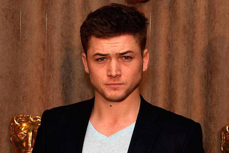 Taron Egerton Responds To Young Han Solo Rumours Disney
