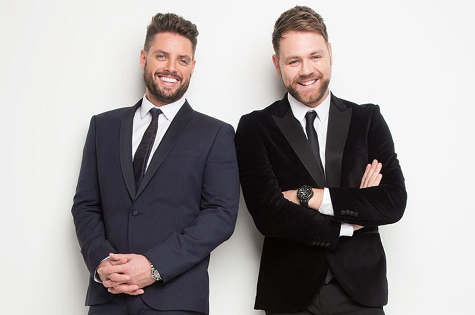 Boyzlife: Boyzone and Westlife supergroup announce tour
