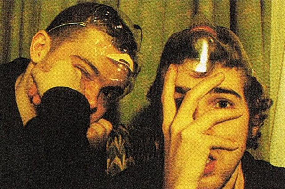 Daft Punk Unmasked - Check Out These Archive Pictures Of The