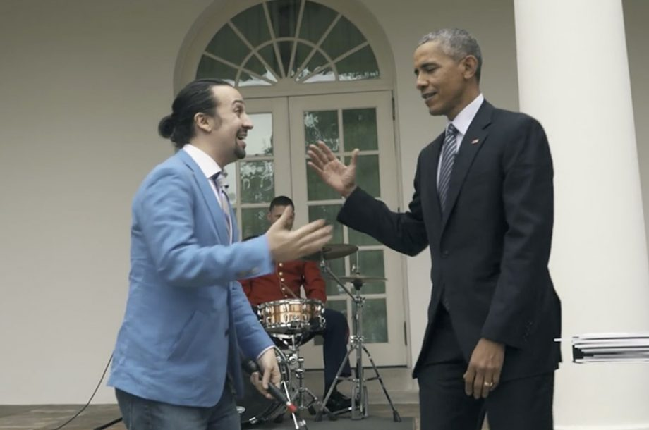 Watch President Obama Become This Rapper's Hypeman At The White House