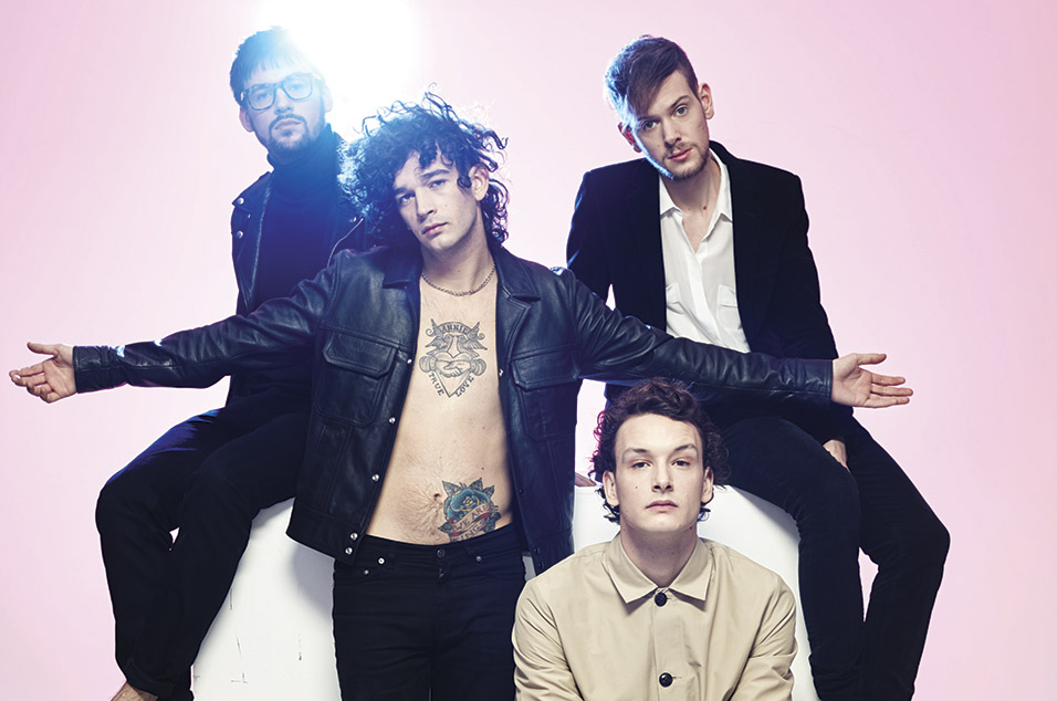 The 1975 Have The Longest Number One Album Title In Us History