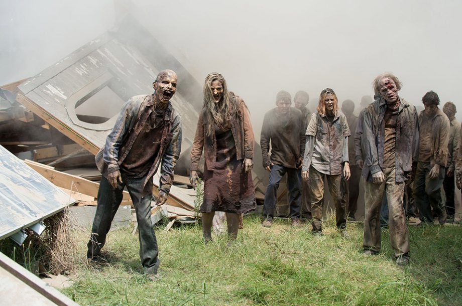 Forget Haunted Houses, There's Going To Be A Walking Dead Theme Park Ride