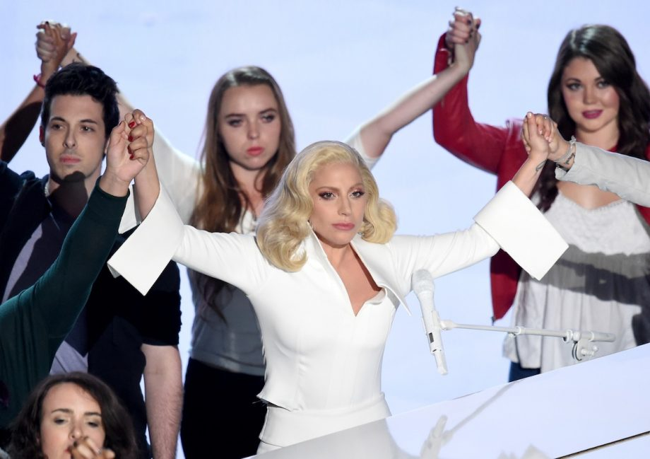 Lady Gaga explains why she got group tattoos with survivors of sexual assault