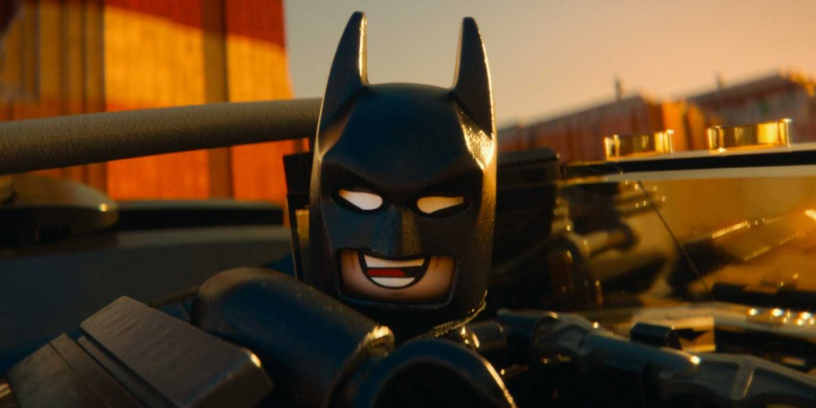 Watch the trailer for 'The Lego Batman Movie'
