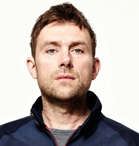 Damon albarn new gorillaz record is 39 really fast 39 and has for Damon albarn