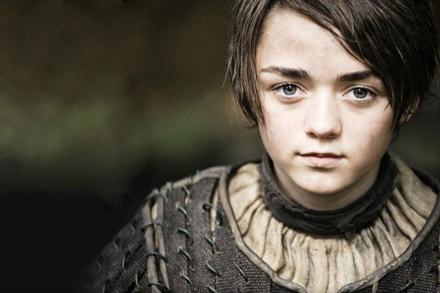 Game Of Thrones Actress Maisie Williams On Arya Stark