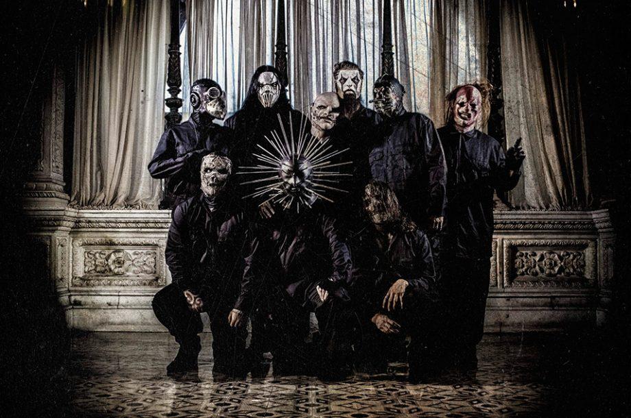 Slipknot S Corey Taylor Praises New Band Members Jay