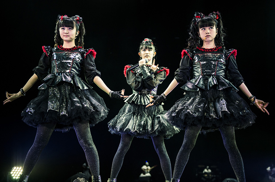 Babymetal Confused The Hell Out Of Americans Last Night ...