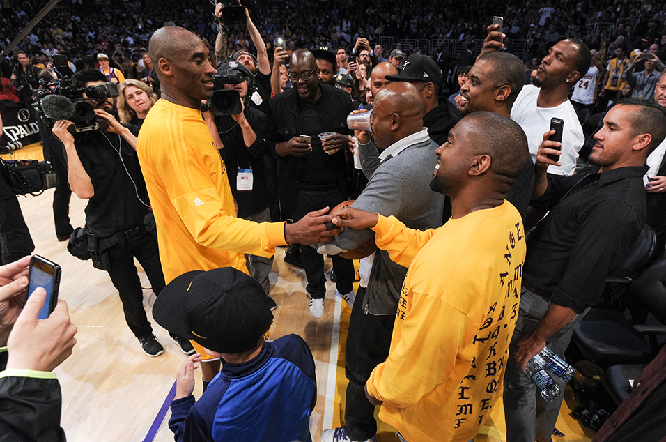 A review of an interview session with basketball star kobe bryant