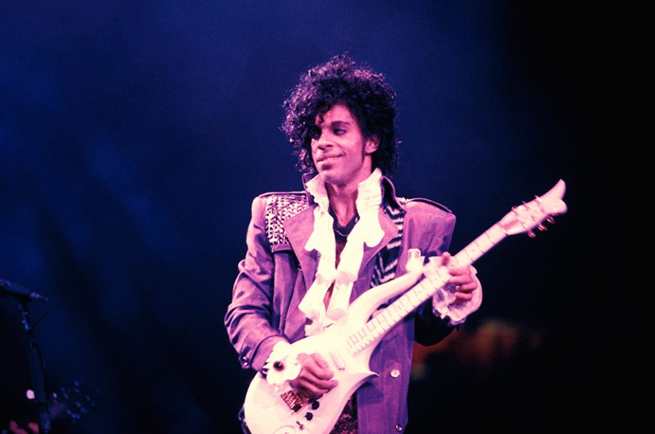 Prince's Purple Rain jacket and shirt sold for over £70k each