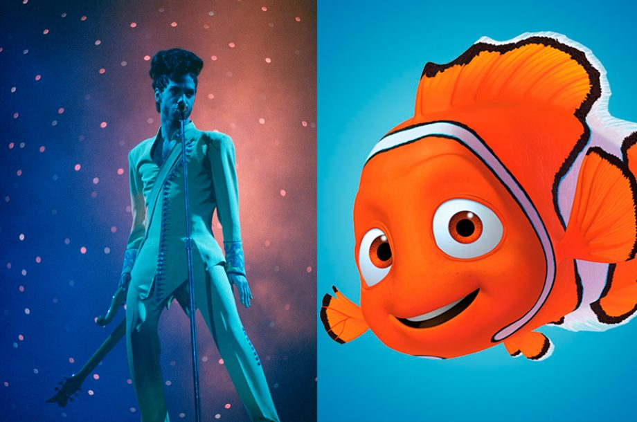 prince once fired his dj and put finding nemo on instead now