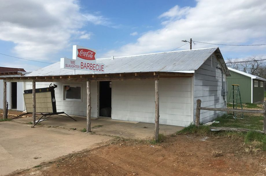 Real pictures texas chainsaw massacre house