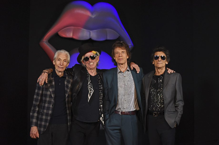 The Rolling Stones 'Exhibitionism' Opens At The Saatchi