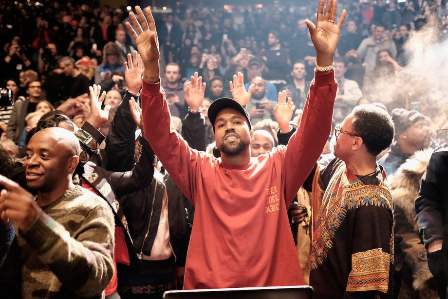 Watch Kanye West and Desiigner rapping to 'Life Of Pablo' tracks in the Hamptons
