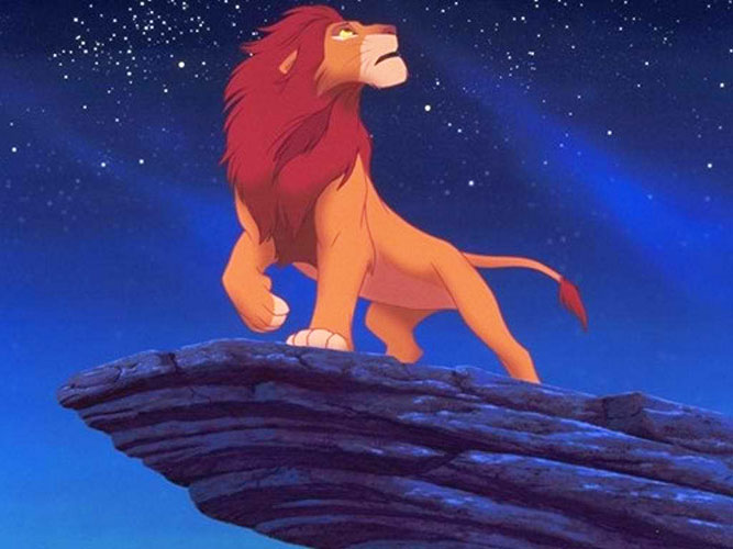a live action lion king movie could be on its way nme