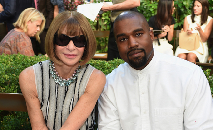 Vogue editor Anna Wintour 'in tears' after getting trapped in basement at Kanye's fashion show