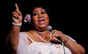 Aretha Franklin to work with Outkast's Andre 3000 on forthcoming covers album