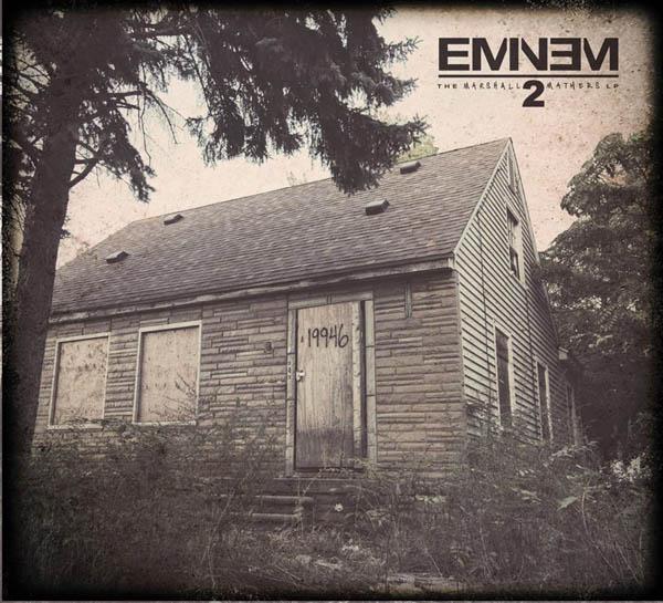 Eminem Sells Bricks From His Childhood Home