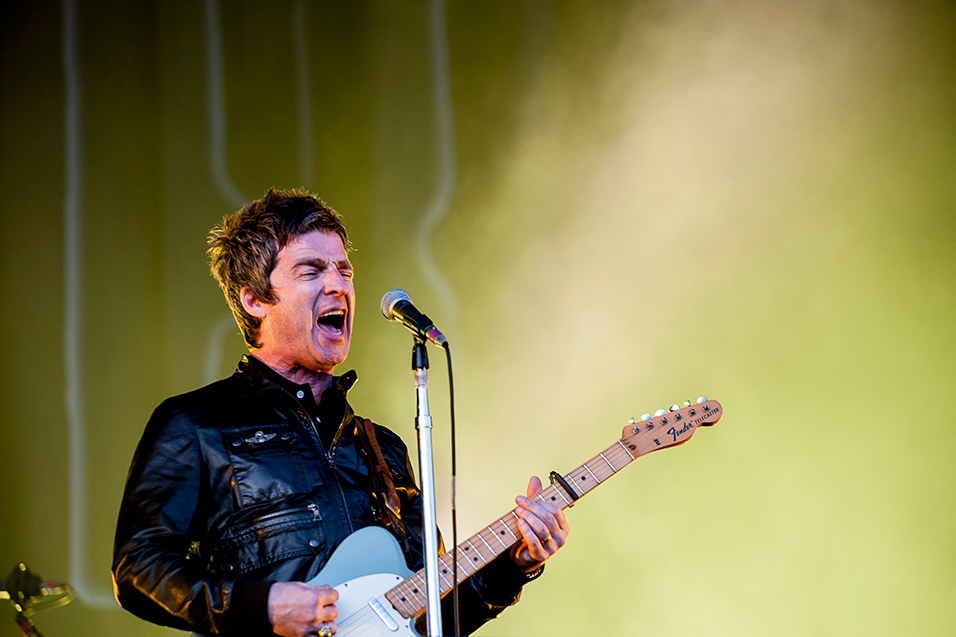 Noel Gallagher Live