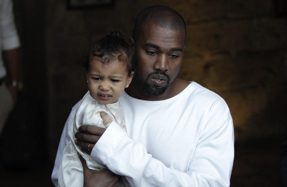 0bd54f9793192 Kanye West lost early  Life Of Pablo  lyrics after daughter flushed ...
