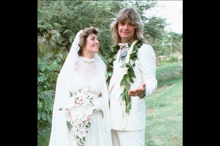 Sharon And Ozzy Osbourne Key Moments From Their 33 Years Of Marriage