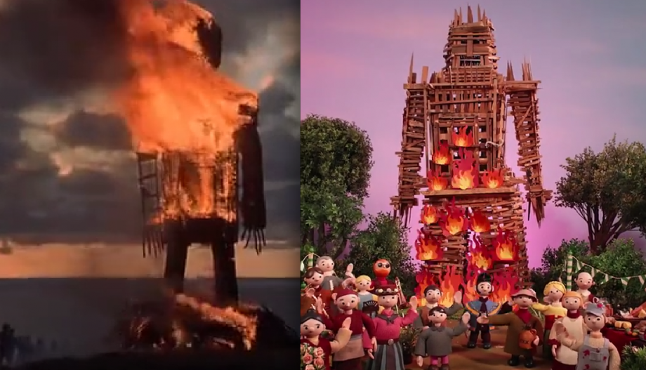 Radioheads burn the witch video 5 references from trumpton to the credit press solutioingenieria Gallery